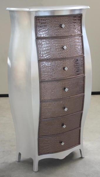 Mobili arredamenti it comodino e cassettiera bombata for Cassettiera usata
